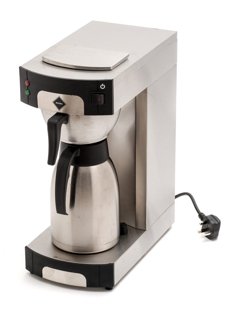 Filter Coffee Maker : Filter Coffee Maker + Thermos Flask - Cambridge Catering Hire